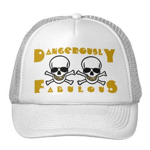 Dangerously fabulous hat