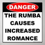Dangers Rumba Posters