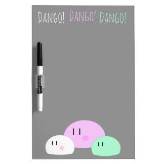 """""""Dango, Dango, Dango!"""" Dry Erase Board"""
