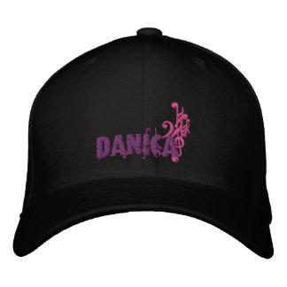 Danica's Music Notes Baseball Cap