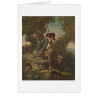 Daniel Boone (1251) Greeting Card
