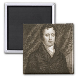 Daniel D. Tompkins (1774-1825) engraved by Thomas Magnet