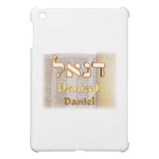 Daniel in Hebrew iPad Mini Cases