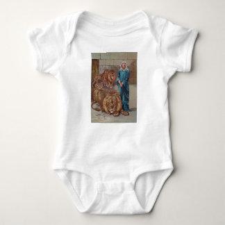 Daniel in the Lion's Den Baby Bodysuit