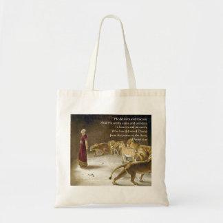 Daniel in the Lion's Den Bible Art Scripture