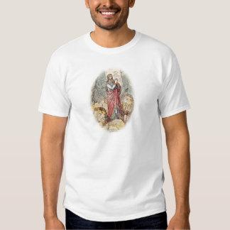 Daniel in the Lion's Den Tshirts