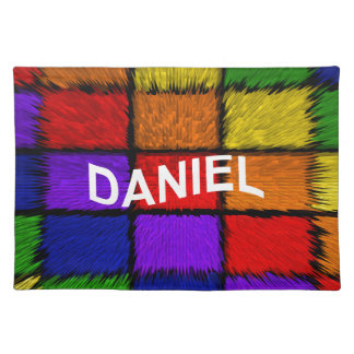 DANIEL PLACEMAT