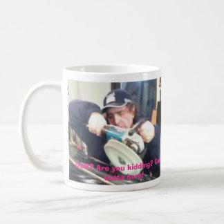 Daniel Shafner 1, Dull? Coffee Mug
