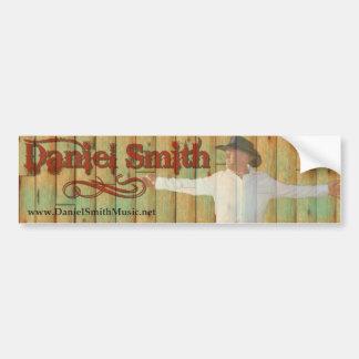 Daniel Smith Bumper Sticker