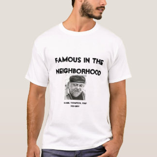 Daniel Thompson t shirt