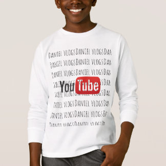 Daniel vlogs youtube collection T-Shirt