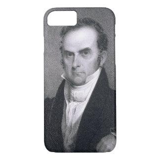 Daniel Webster (1782-1852) (engraving) iPhone 7 Case