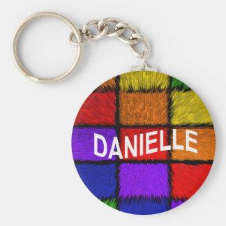 DANIELLE KEY RING