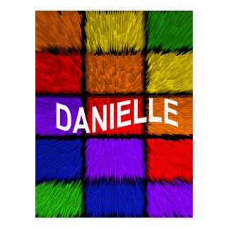 DANIELLE POSTCARD