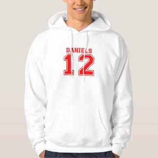 Daniels 2012 hoodie