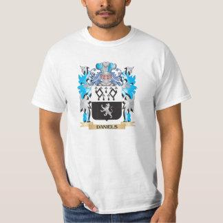 Daniels- Coat of Arms - Family Crest T-Shirt