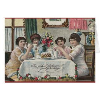Danish Birthdays - Fodseldag Card