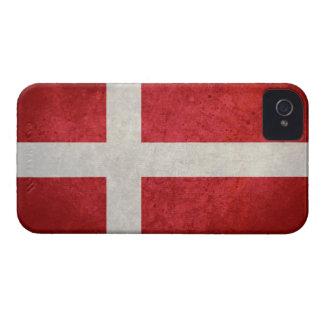 Danish Flag iPhone 4 Case