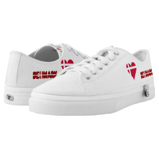 Danish heart low tops