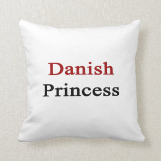 Danish Princess Cushion