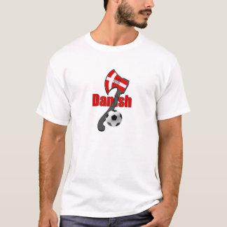 Danmark fudbol Danish Dynamite viking axe T-Shirt