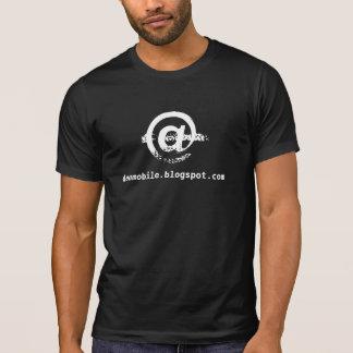 @ danmobile distressed t-shirt