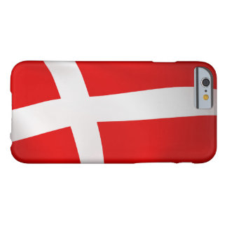 Dannebrog - The Danish Flag Barely There iPhone 6 Case
