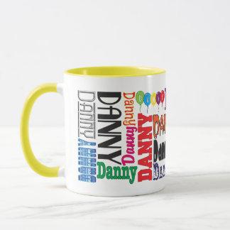 Danny Coffee Mug