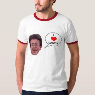 Danny the Fanboy Tshirt