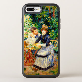 Dans le jardin - In the garden - Renoir painting OtterBox Symmetry iPhone 8 Plus/7 Plus Case