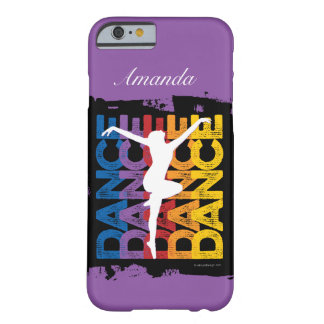 Danse et Lettres (Dance) Barely There iPhone 6 Case
