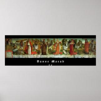 Danse Macabre Posters