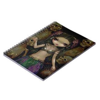 """Danse Macabre :  Tribal Fusion"" Notebook"