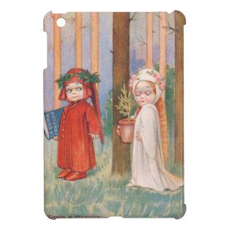 Dante and Beatrice Pretty children iPad Mini Cover