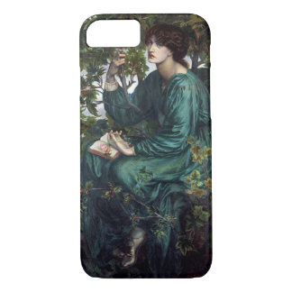 Dante Gabriel Rosetti's The Day Dream iPhone 7 Case