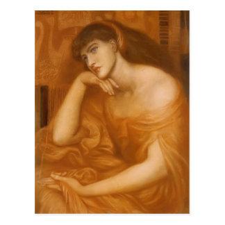 Dante Gabriel Rossetti: Penelope Postcard
