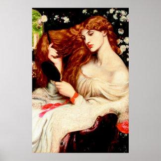 Dante Gabriel Rossetti Poster