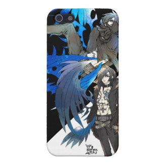 Dante hontetsudo Dante Haunted iPhone 5/5S Cover