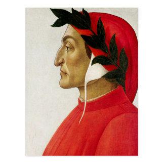 Dante Postcard