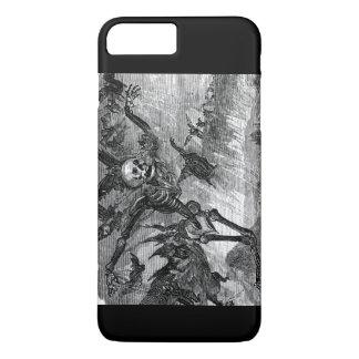 Dante's Death in the Sky iPhone 7 Plus Case