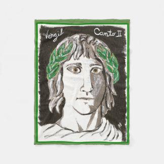 Dante's Inferno Canto II Blanket
