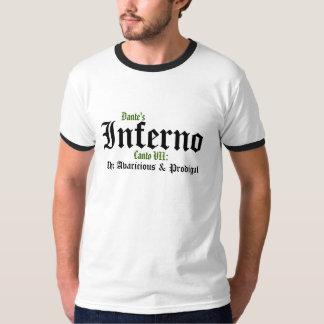 Dante's Inferno, Canto VII Shirt
