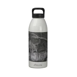 Dante's Inferno Reusable Water Bottles