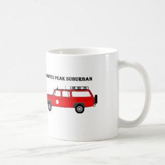 Dante'S Peak Suburban Mug