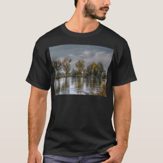 Danube at Straubing/Bavaria T-Shirt