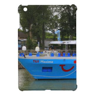 Danube cruise ship, Durnstein, Austria iPad Mini Cases