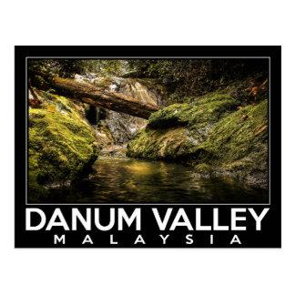 Danum Valley Malaysia Postcard