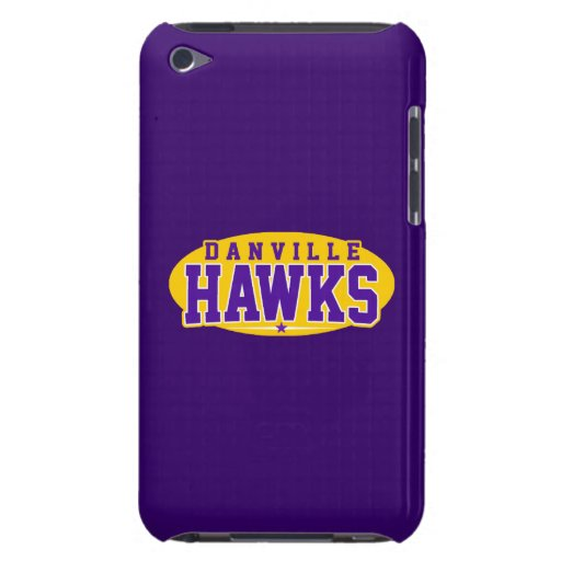 Danville High School; Hawks Case-Mate iPod Touch Case