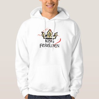 DAO - King of Ferelden - light hoodie