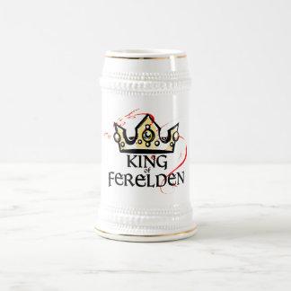 DAO - King of Ferelden - stien Beer Steins